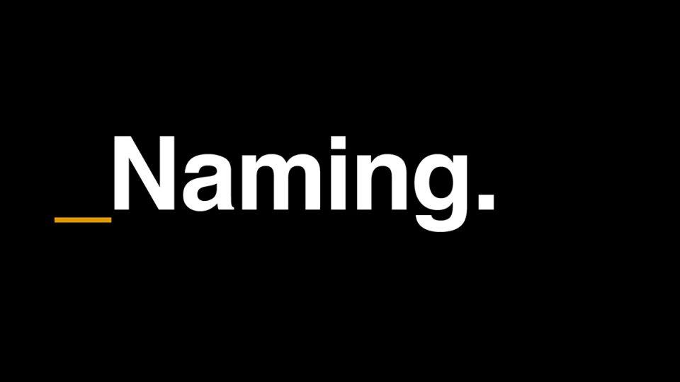 ¡Lo primero que recordamos siempre, es el nombre!
