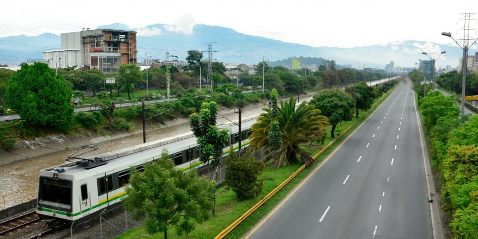 Día sin carro y moto en Medellín